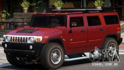 Hummer H2 V1.1 para GTA 4