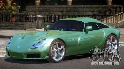 TVR Sagaris V1.0 para GTA 4