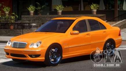 Mercedes C32 V1.2 para GTA 4