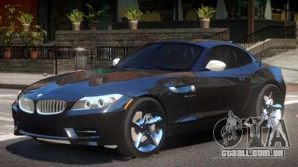 2011 BMW Z4 para GTA 4