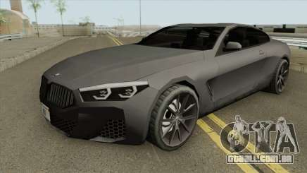 BMW M850i 2019 (Low Poly) para GTA San Andreas