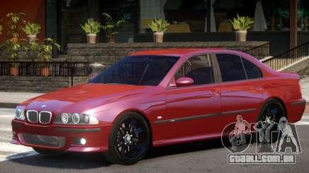 BMW M5 E39 V1.0 para GTA 4