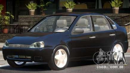 Lada Kalina Tun para GTA 4