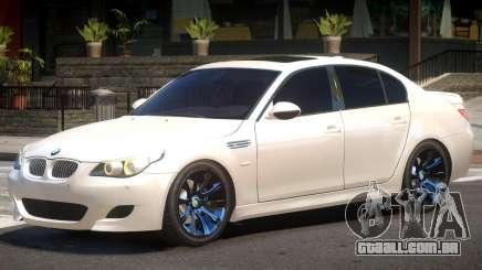 BMW E60 R3 para GTA 4