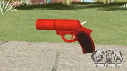 Flare Gun GTA V para GTA San Andreas