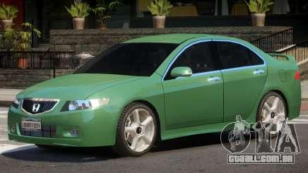Honda Accord Type-S V1.0 para GTA 4