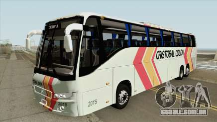 Volvo 9700 (Select De Cristobal Colon) para GTA San Andreas
