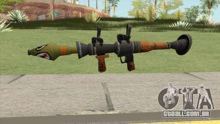 Rocket Launcher (Fortnite) para GTA San Andreas