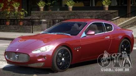 Maserati Gran Turismo Y12 R2 para GTA 4