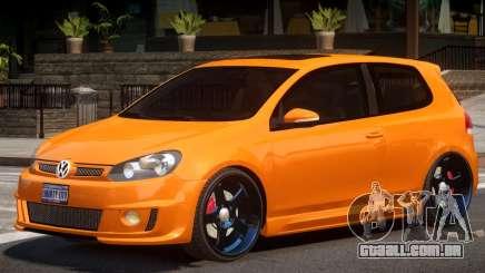 Volkswagen Golf GTI V1.0 para GTA 4