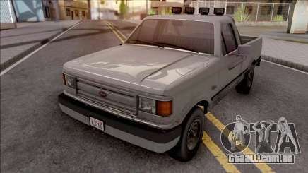 GTA V Vapid Sadler Retro para GTA San Andreas