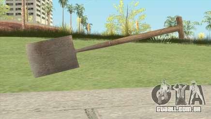 Shovel GTA IV para GTA San Andreas