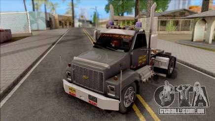 Chevrolet Kodiak Tractocamion para GTA San Andreas