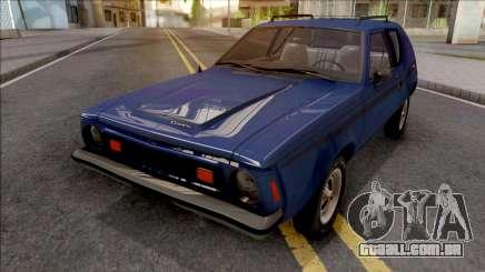AMC Gremlin X 1973 Blue para GTA San Andreas
