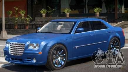 Chrysler 300C V1 para GTA 4