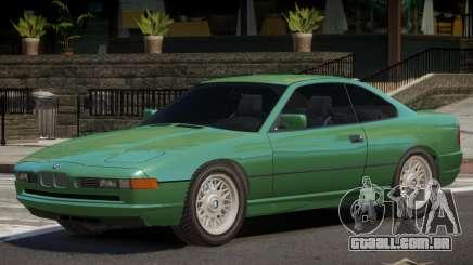 BMW 850i E31 V1.2 para GTA 4