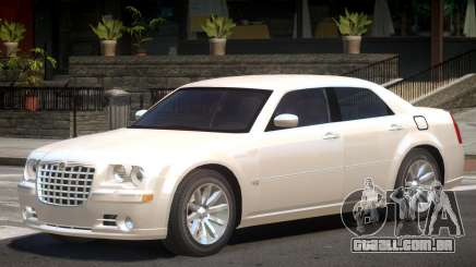 Chrysler 300C SRT8 V1.1 para GTA 4