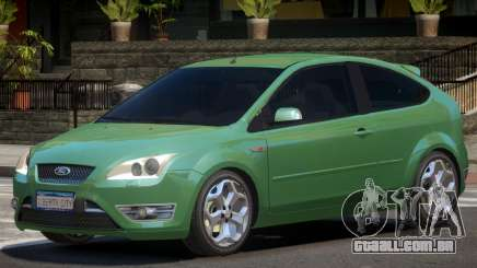 Ford Focus ST V1.0 para GTA 4