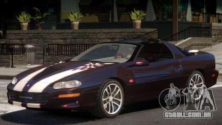 Chevy Camaro V1.1 para GTA 4