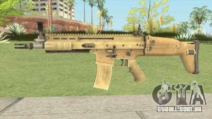 SCAR-L (Contagion) para GTA San Andreas
