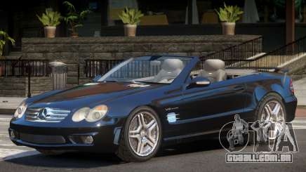Mercedes SL65 Spider para GTA 4