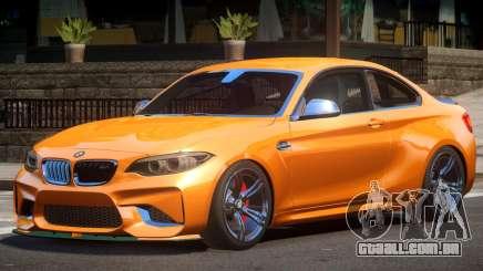 BMW M2 Tuned para GTA 4