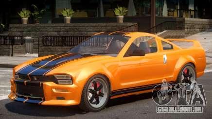 Ford Mustang Ultimate para GTA 4