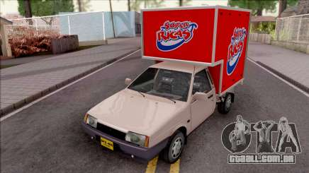 Lada Samara Super Ricas para GTA San Andreas