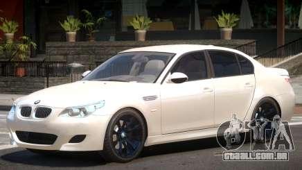 BMW M5 E60 Sport para GTA 4