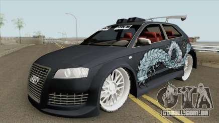 Audi A3 Tuning (NFSU2) para GTA San Andreas