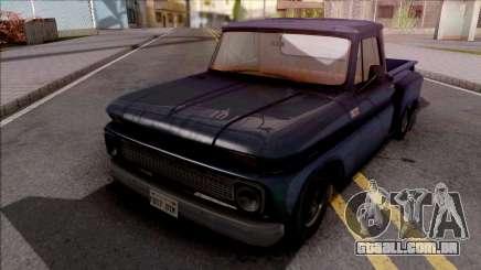 Chevrolet C10 1965 IVF para GTA San Andreas