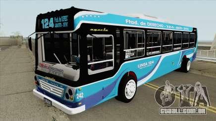 Ugarte Europeo IV MB-1721L-SB (Linea 124) para GTA San Andreas