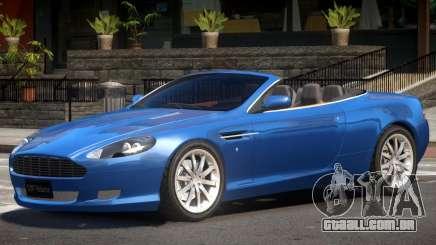 Aston Martin Volante Spider para GTA 4