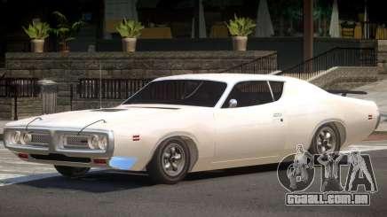 1971 Dodge Charger RT para GTA 4