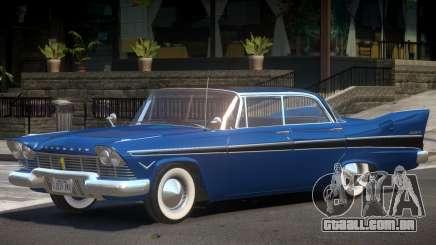 1957 Plymouth Belvedere para GTA 4