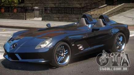 Mercedes SLR Stirling Moss para GTA 4
