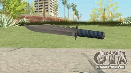 Hawk And Little Knife V1 GTA V para GTA San Andreas