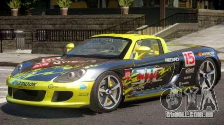Porsche Carrera GT V1.1 PJ2 para GTA 4