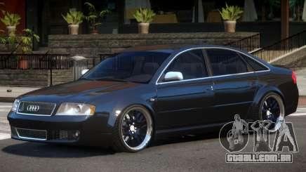 Audi RS6 V1.0 para GTA 4