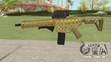 Carbine Rifle GTA V (ILL Cammo) para GTA San Andreas