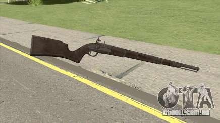 Edinburgh Musket (Platinum) GTA V para GTA San Andreas