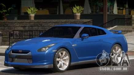 Nissan Skyline R35 Tuning para GTA 4