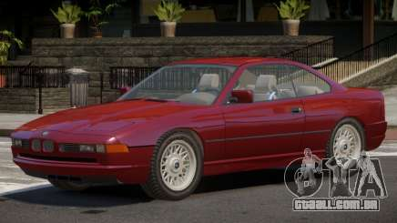 BMW 850i E31 V1.1 para GTA 4