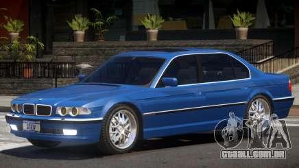 BMW 750i ST para GTA 4