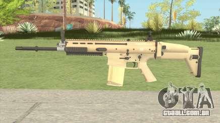SCAR-H (MOH-W) para GTA San Andreas