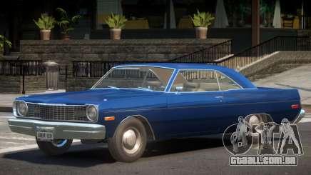 1975 Dodge Dart V1.1 para GTA 4