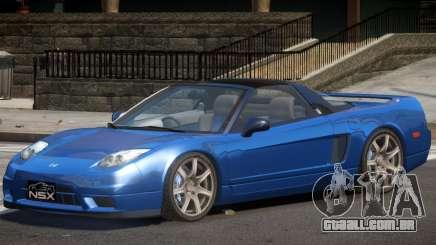 Honda NSX V1.0 para GTA 4