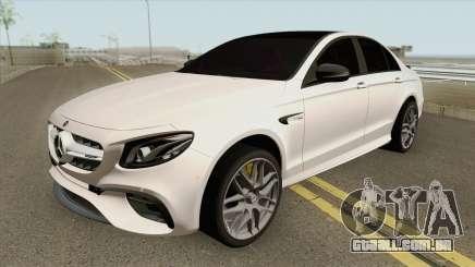Mercedes Benz E63S (W213) para GTA San Andreas