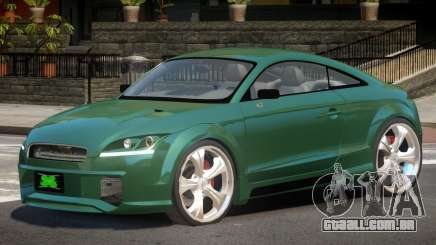 Audi TT Sport V1 para GTA 4