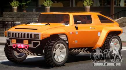 Hummer HX V1 para GTA 4